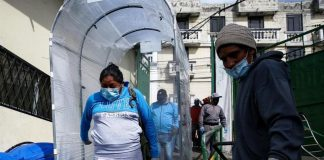 Dos sismos en Ecuador . noticias24 Carabobo