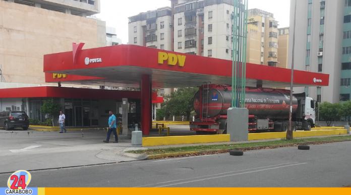 Nuevo esquema de distribución de gasolina