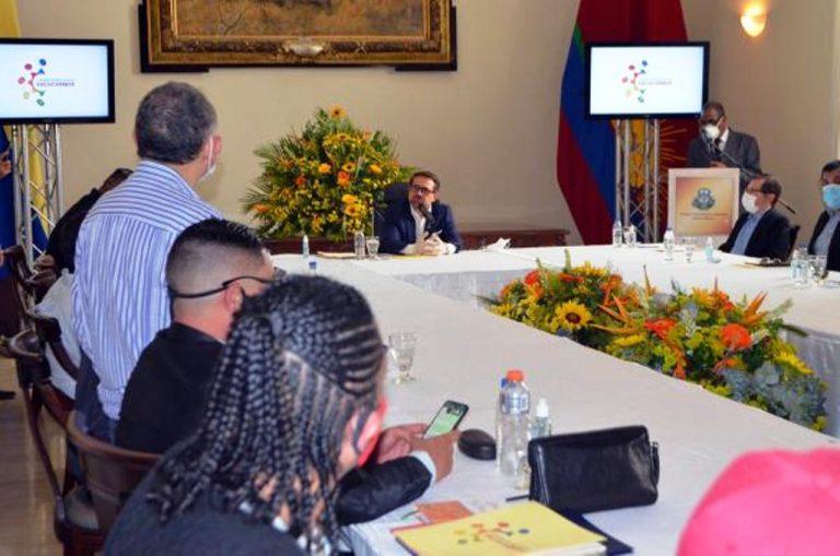 Carabobo instaló Mesa de Diálogo Regional con algunas ausencias