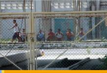 Motín en penal de Guanare