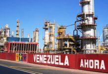 Producción de gasolina en Venezuela