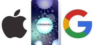 Rastreo del COVID-19 de Apple y Google