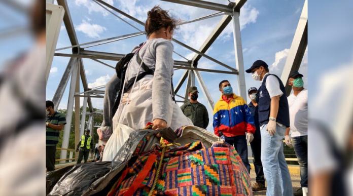 Recaudan millones de euros para migrantes venezolanos