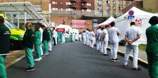 Sanitarios belgas recibieron de espalda - noticias24 Carabobo
