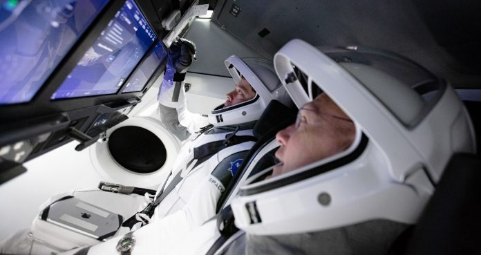 SpaceX y la NASA