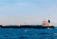 Tercer buque iraní