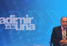 Vladimir a la 1 fuera de Globovisión