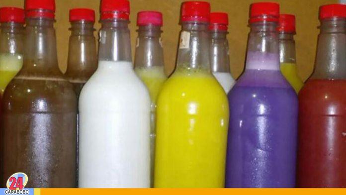 Bebidas artesanales adulteradas - Bebidas artesanales adulteradas