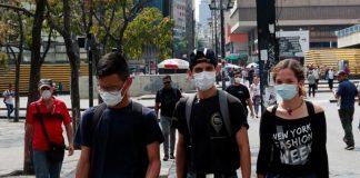 Venezuela con 414 casos de coronavirus - Venezuela con 414 casos de coronavirus