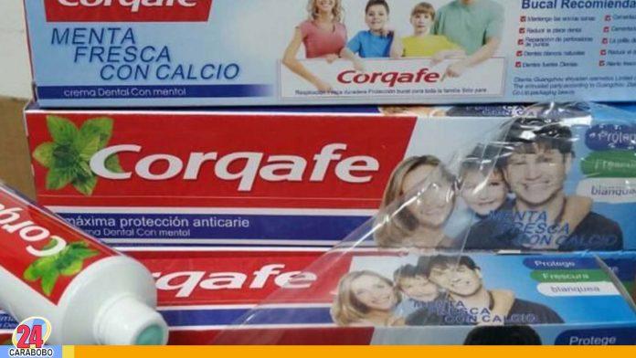 Cremas dentales adulteradas - Cremas dentales adulteradas