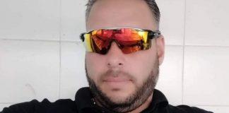 Trabajador de seguridad de Leones del Caracas - Trabajador de seguridad de Leones del Caracas
