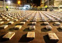 Trinidad y Tobago confiscó casi 200 kilos de droga - noticias24 Carabobo