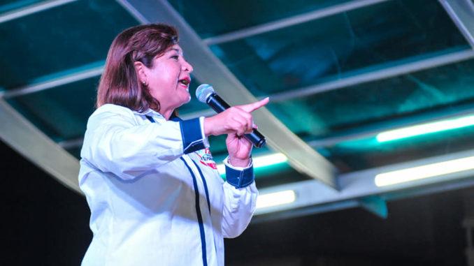 Concejal ecuatoriana - Concejal ecuatoriana