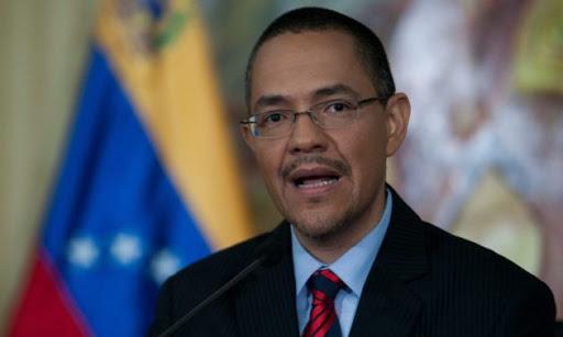 Ministro Ernesto Villegas - Ministro Ernesto Villegas