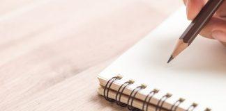 Escribir una carta – escribir una carta