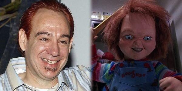 Guionista de Chucky - Guionista de Chucky