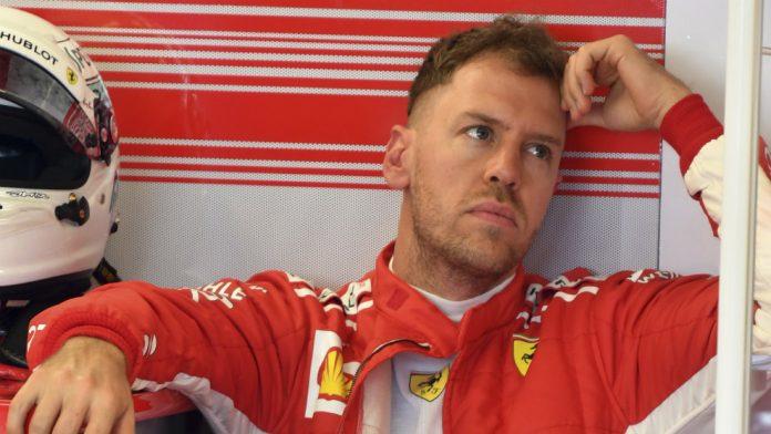Sebastian Vettel se va de Ferrari - Sebastian Vettel se va de Ferrari