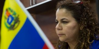 Ministra Iris Varela - Ministra Iris Varela