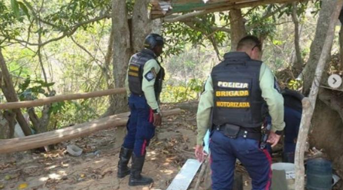 rescatan a hombres secuestrados en La Entrada