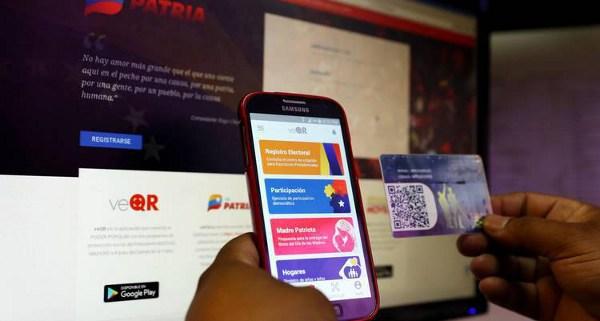 Sistema Patria arrancó Censo Nacional de Transporte en todo el país