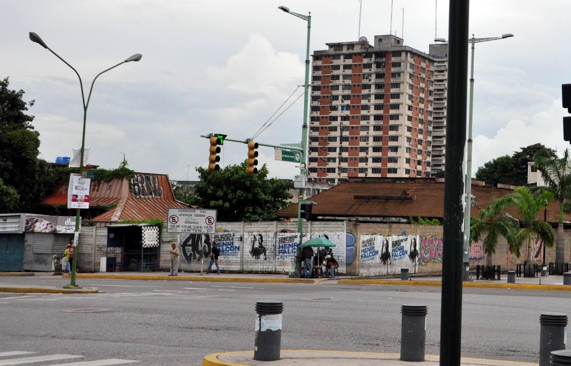 avenida Cedeño - avenida Cedeño