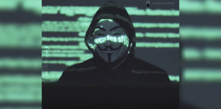 vídeo de Anonymous