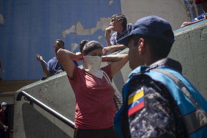 Coronavirus en Venezuela llegan a 422 - Coronavirus en Venezuela llegan a 422