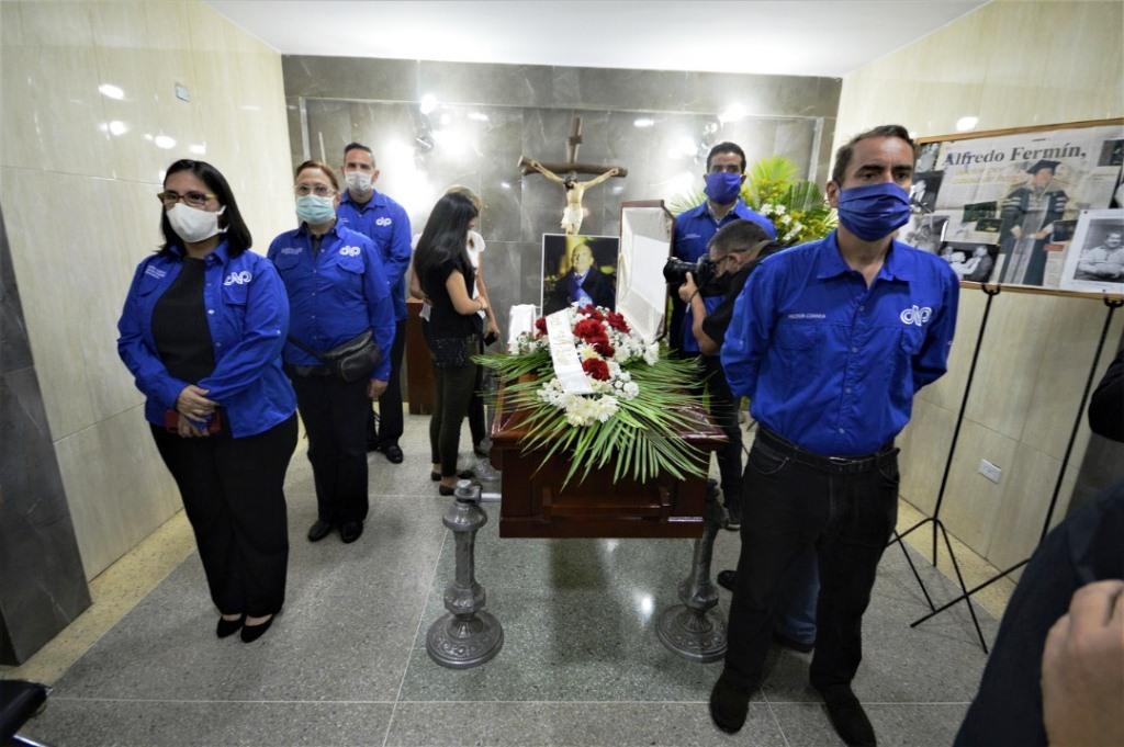 Adios Alfredo Fermín - noticias24 Carabobo