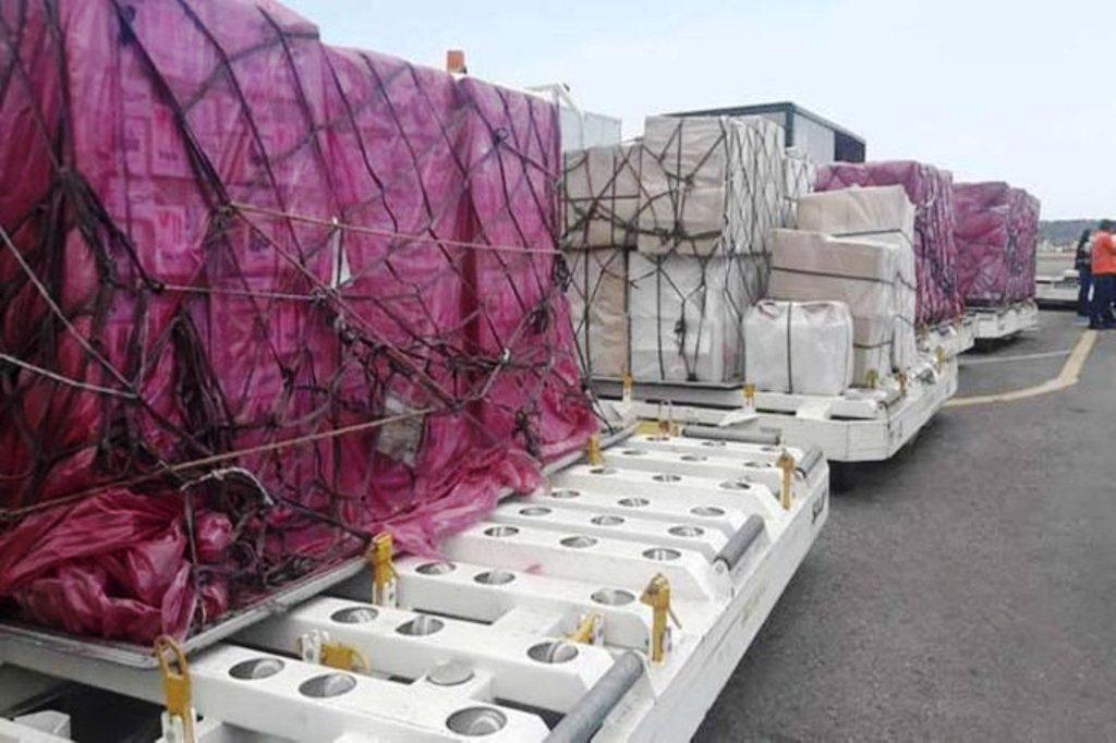 Venezuela recibió ayuda humanitaria de Irán - noticias24 Carabobo