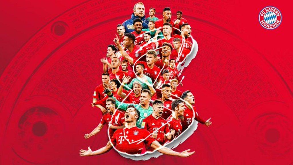 Bayern se coronó en la Bundesliga - noticias24 Carabobo