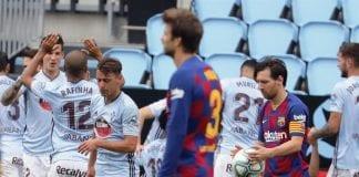 Celta empató ante Barcelona - noticias24 Carabobo
