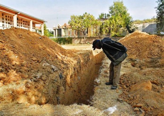 Cierran cementerio en Cochabamba . noticias24 Carabobo