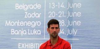 Djokovic da positivo por coronavirus - noticias 24 Carabobo