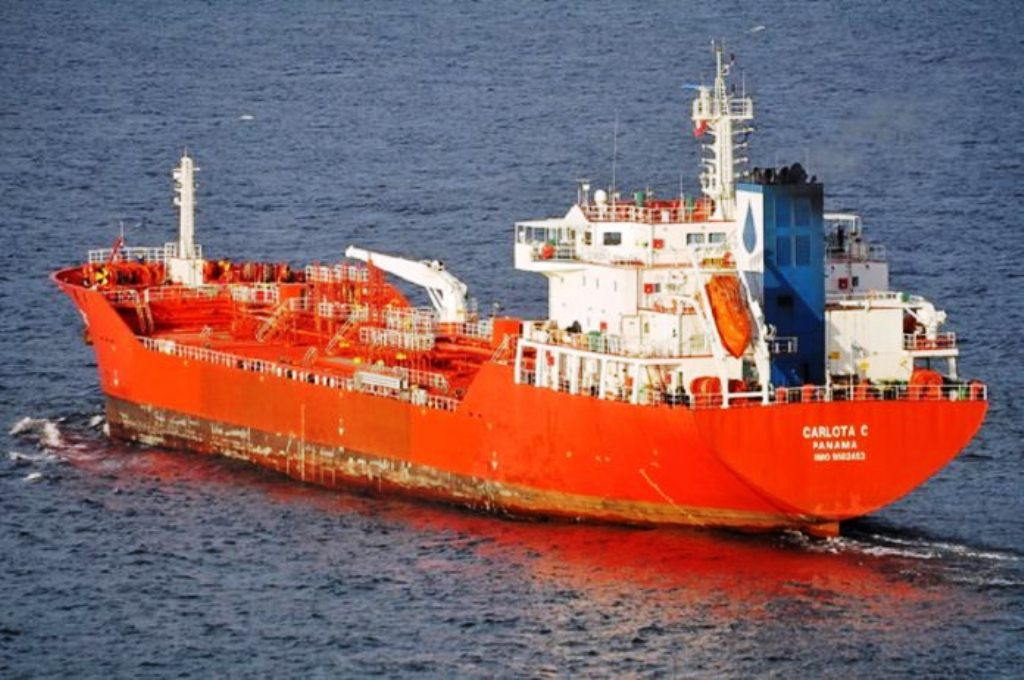 EEUU sancionó a cuatro navieras - noticias24 Carabobo
