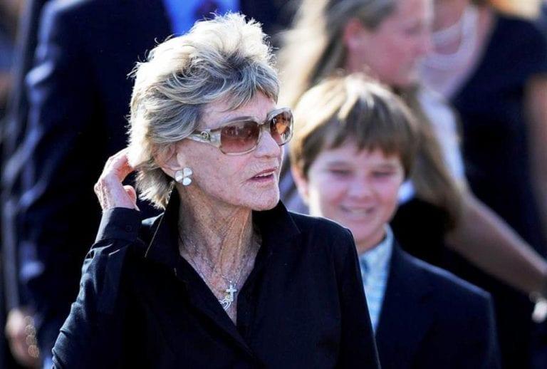 ¡Única hermana sobreviviente de JFK! Muere Jean Kennedy Smith