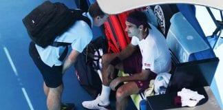 Federer se operará la rodilla derecha - noticias24 Carabobo