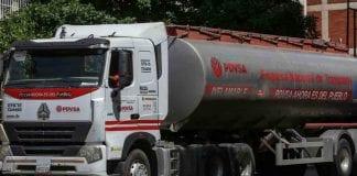 Murió en una cisterna de gasolina - Murió en una cisterna de gasolina