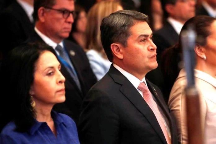 Presidente hondureño contagiado por coronavirus - noticias24 Carabobo