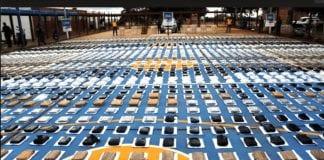 Incautaron más de dos toneladas de droga - noticias24 Carabobo