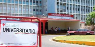 Intervenido Hospital Universitario de Maracaibo - noticias24 Carabobo