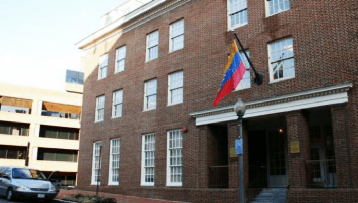 Invasores de la Embajada de Venezuela