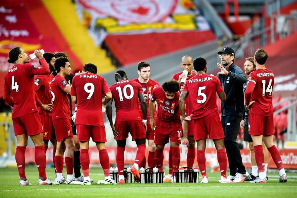 Liverpool campeón de Liga Premier - noticias24 Cararabobo