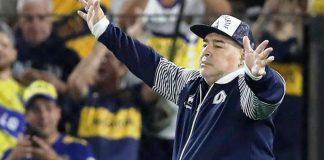 Maradona renovó con Gimnasia - noticias24 Carabobo
