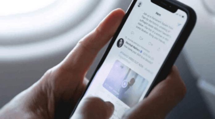 Mensajes de voz de Twitter