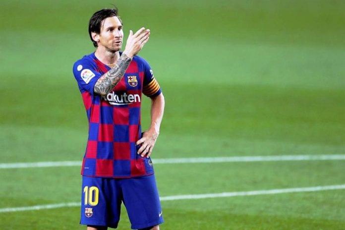 Messi está a un gol de los 700 - noiicias24 Carabobo