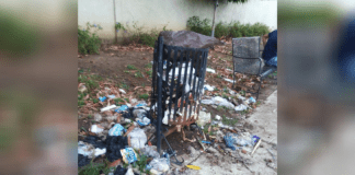 Multas a ciudadanos que boten basura