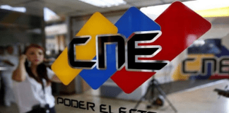 nueva presidenta del CNE