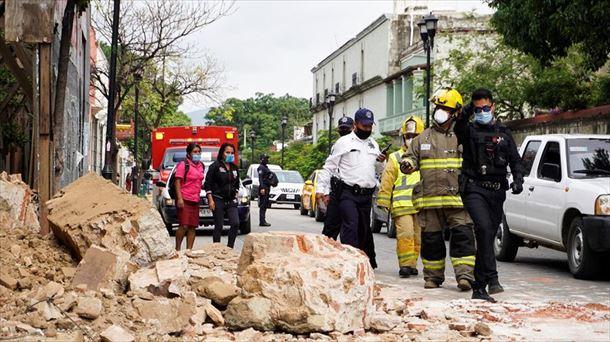 Terremoto en Oaxaca - Terremoto en Oaxaca