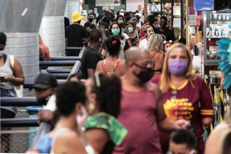 ¡Foco del planeta! La pandemia crece sin pausa en América