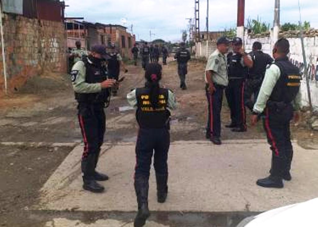 Herido funcionario de la PNB - noticias24 Carabobo